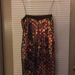 Topshop Dresses - Top Shop Sequin Dress